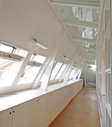 Hans ruijssenaars architecten amsterdam zolder horizon - Zolder ontwikkeling ...
