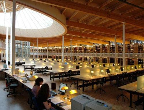 Onderwijsgebouw LUMC en Kamerlingh Onnes zijn het mooist