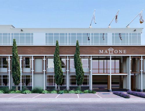 Uitbreiding Mattone